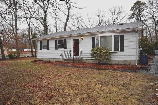 37 Norwood Drive, Shirley, NY 11967 (MLS #3291107) :: William Raveis Baer & McIntosh