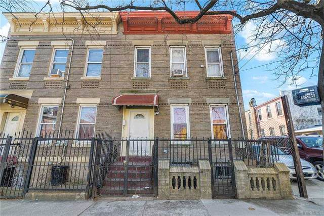 424 Berriman Street, E. New York, NY 11208 (MLS #3291934) :: McAteer & Will Estates | Keller Williams Real Estate