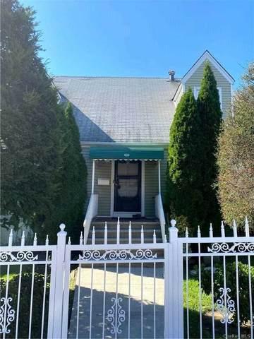 343 Thieriot Avenue, Bronx, NY 10473 (MLS #3292027) :: McAteer & Will Estates | Keller Williams Real Estate