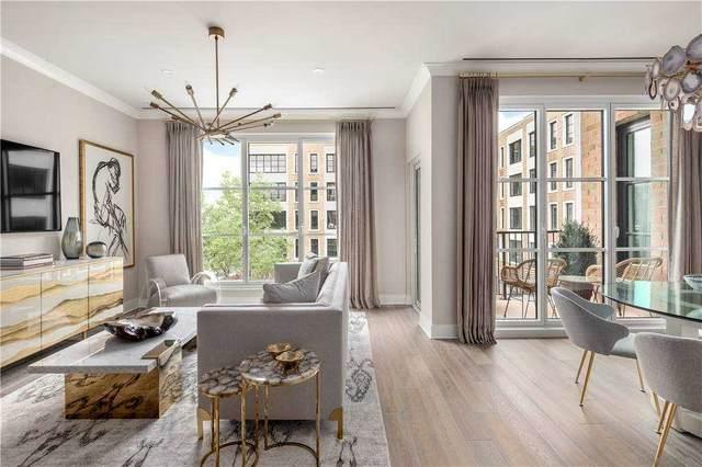 100 Garvies Point Road #1012, Glen Cove, NY 11542 (MLS #3292065) :: Signature Premier Properties