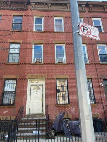84 Hull Street, Brownsville, NY 11233 (MLS #3292192) :: McAteer & Will Estates   Keller Williams Real Estate
