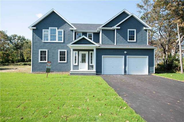 Lot 2 Oak Run Drive, Nesconset, NY 11767 (MLS #3292309) :: William Raveis Baer & McIntosh