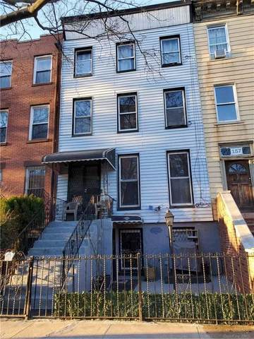 155 Clifton, Bed-Stuy, NY 11238 (MLS #3292329) :: Frank Schiavone with William Raveis Real Estate