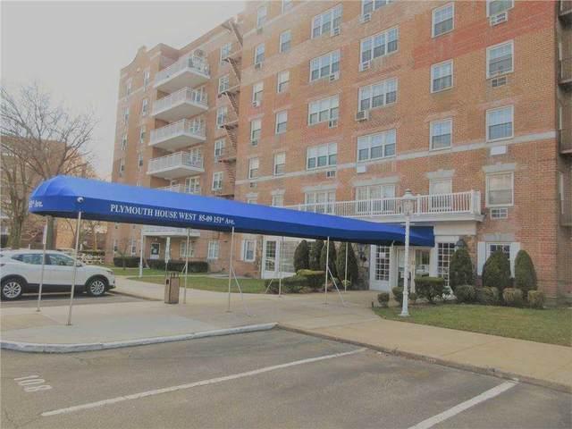 85-09 151st Avenue 3A, Howard Beach, NY 11414 (MLS #3292669) :: Signature Premier Properties