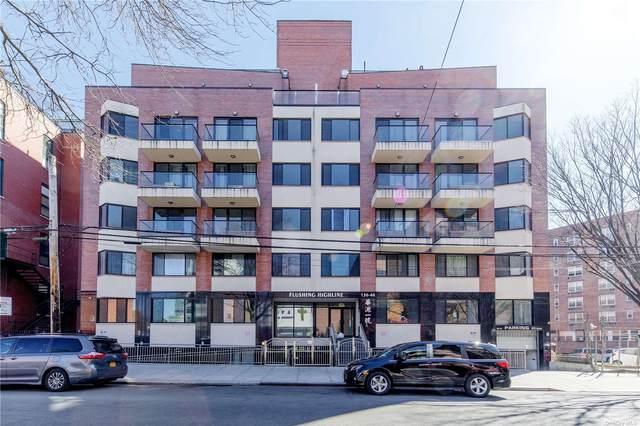 136-46 41 Avenue 4F, Flushing, NY 11355 (MLS #3295422) :: Barbara Carter Team