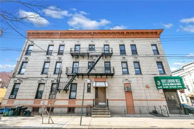 19-38 Linden Street, Ridgewood, NY 11385 (MLS #3296719) :: Carollo Real Estate