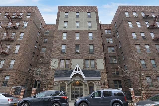 2922 Barnes Avenue 6L, Bronx, NY 10467 (MLS #3297278) :: RE/MAX RoNIN