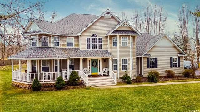 16 Crest Hollow Lane, Manorville, NY 11949 (MLS #3298258) :: Signature Premier Properties