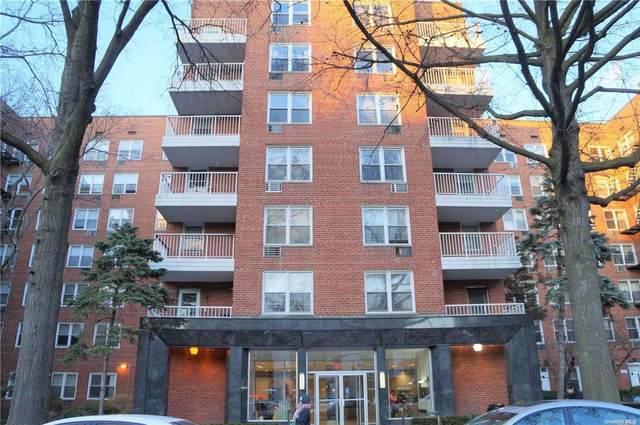 42-65 Kissena Boulevard #524, Flushing, NY 11355 (MLS #3298521) :: Laurie Savino Realtor