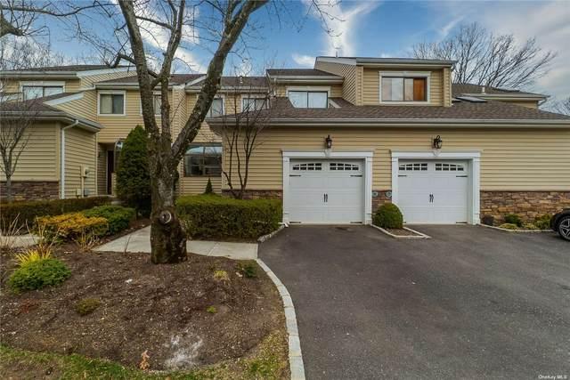 55 Villas Circle, Melville, NY 11747 (MLS #3298700) :: Corcoran Baer & McIntosh