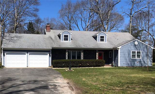 81 Woodlawn Avenue, East Moriches, NY 11940 (MLS #3300126) :: Corcoran Baer & McIntosh