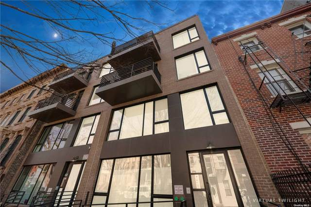 138 Quincy Street #3, Bed-Stuy, NY 11216 (MLS #3300191) :: Barbara Carter Team