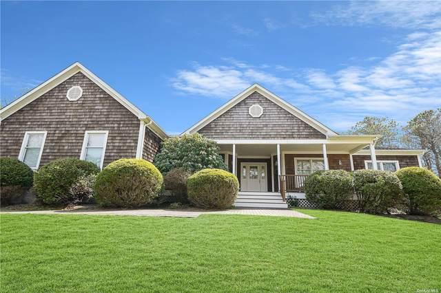 50 Corbett Drive, E. Quogue, NY 11942 (MLS #3300509) :: McAteer & Will Estates | Keller Williams Real Estate