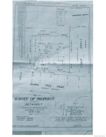Mark Tree Road, E. Setauket, NY 11733 (MLS #3302270) :: Kendall Group Real Estate | Keller Williams