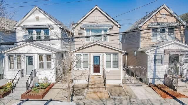 105-19 92nd Street, Ozone Park, NY 11417 (MLS #3302305) :: Kendall Group Real Estate | Keller Williams