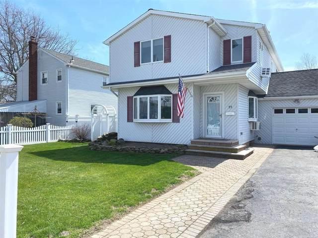 35 Bernard Street, Merrick, NY 11566 (MLS #3302352) :: Mark Boyland Real Estate Team