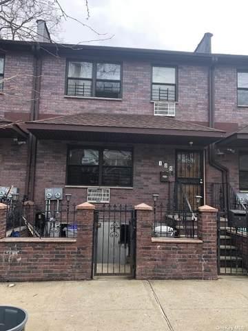 125 Barbey Street, E. New York, NY 11207 (MLS #3302379) :: Barbara Carter Team