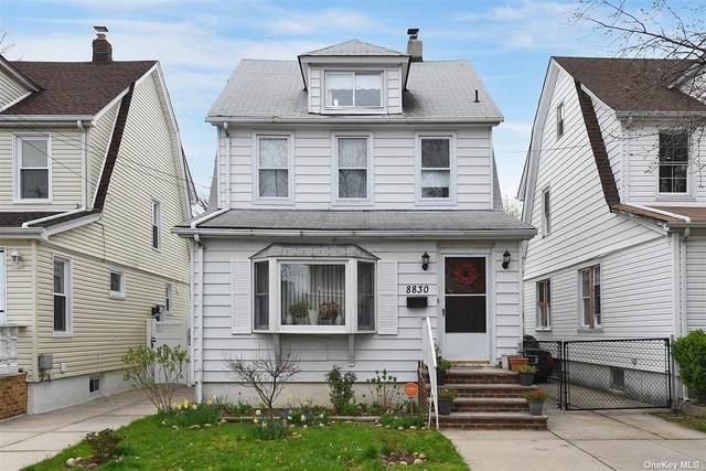 88-30 Lyman Street, Queens Village, NY 11427 (MLS #3302433) :: Barbara Carter Team
