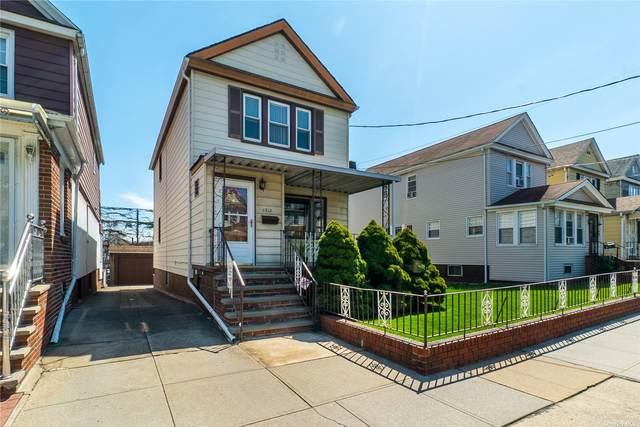 85-18 55th Avenue, Elmhurst, NY 11373 (MLS #3302501) :: Mark Seiden Real Estate Team