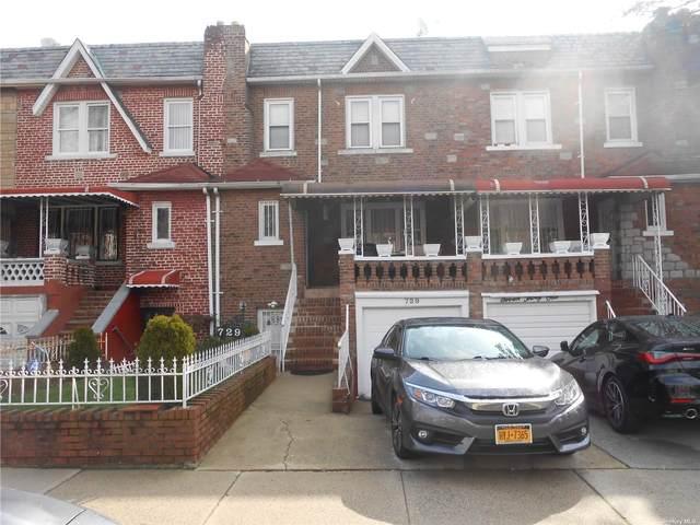 729 E E 49th Street Street, East Flatbush, NY 11203 (MLS #3302553) :: Mark Seiden Real Estate Team