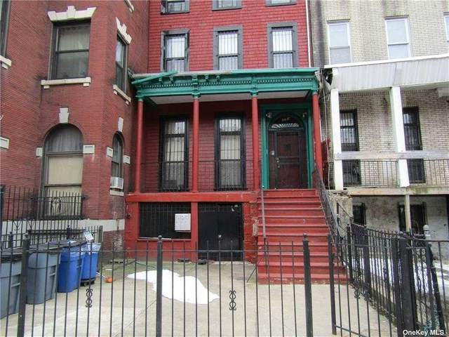 1354 Pacific Street, Crown Heights, NY 11216 (MLS #3302638) :: Keller Williams Points North - Team Galligan