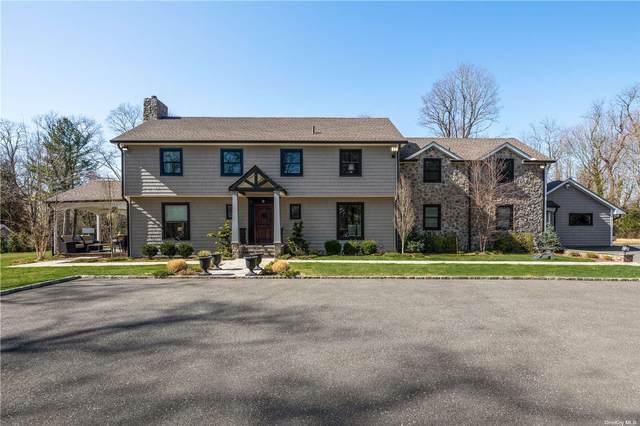 1 Private Road, Upper Brookville, NY 11771 (MLS #3302794) :: Mark Seiden Real Estate Team