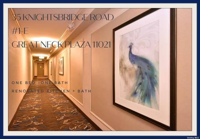 35 Knightsbridge Road 1-E, Great Neck, NY 11021 (MLS #3304335) :: Carollo Real Estate