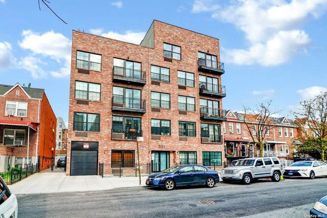 301 Covert Street 3D, Bushwick, NY 11237 (MLS #3304476) :: Frank Schiavone with William Raveis Real Estate