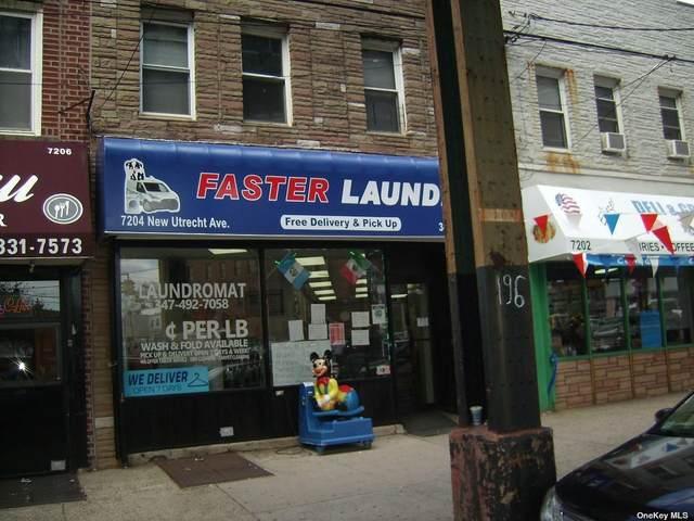 7204 New Utrecht Avenue, Bensonhurst, NY 11204 (MLS #3304523) :: The Home Team