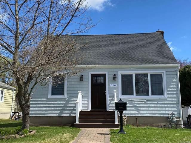 116 Kramer Drive, Lindenhurst, NY 11757 (MLS #3304525) :: The Home Team