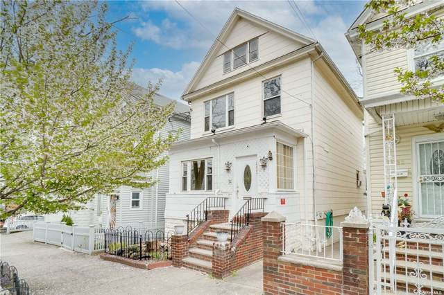 13-33 125th Street, College Point, NY 11356 (MLS #3304851) :: RE/MAX RoNIN