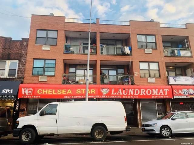 102-10 43 Avenue, Corona, NY 11368 (MLS #3305264) :: Signature Premier Properties