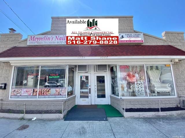 1568-1574 Montauk Highway, Mastic, NY 11950 (MLS #3305305) :: Signature Premier Properties