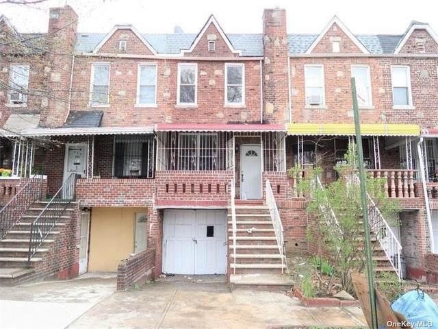 462 E 55th Street, East Flatbush, NY 11203 (MLS #3305674) :: Cronin & Company Real Estate