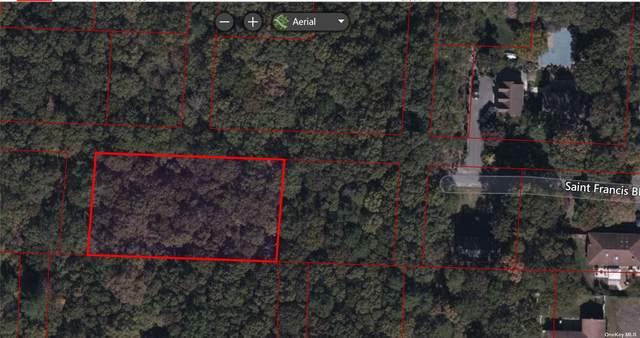 Saint Francis Boulevard, Middle Island, NY 11953 (MLS #3305707) :: Signature Premier Properties