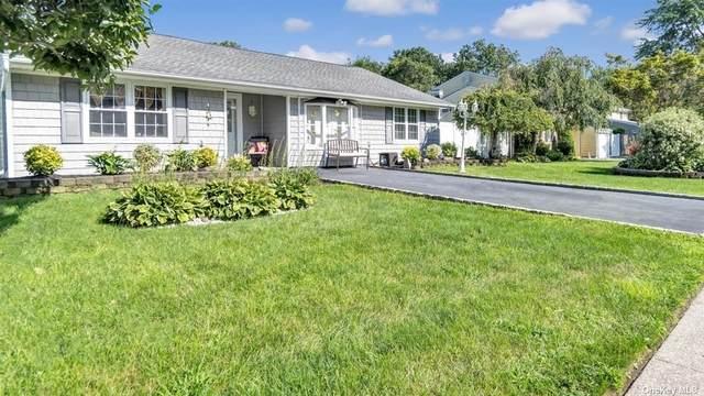 25 Fairlane Drive, Selden, NY 11784 (MLS #3305724) :: Signature Premier Properties