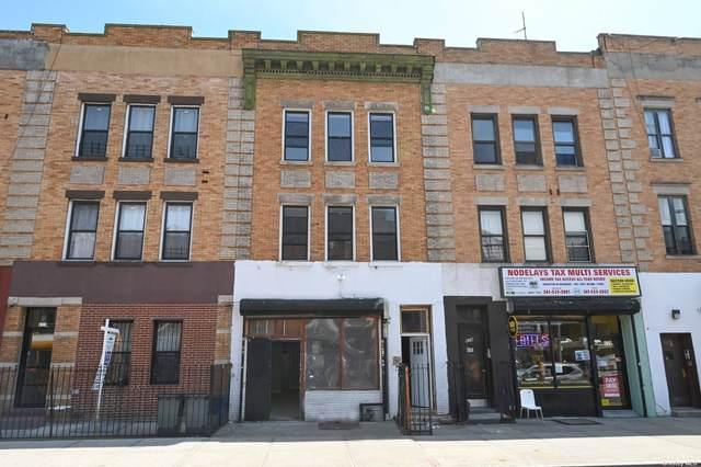 657 Rogers Avenue, Flatbush, NY 11226 (MLS #3305928) :: Cronin & Company Real Estate