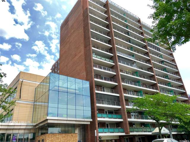 86-15 Broadway 14D, Elmhurst, NY 11373 (MLS #3305985) :: Cronin & Company Real Estate