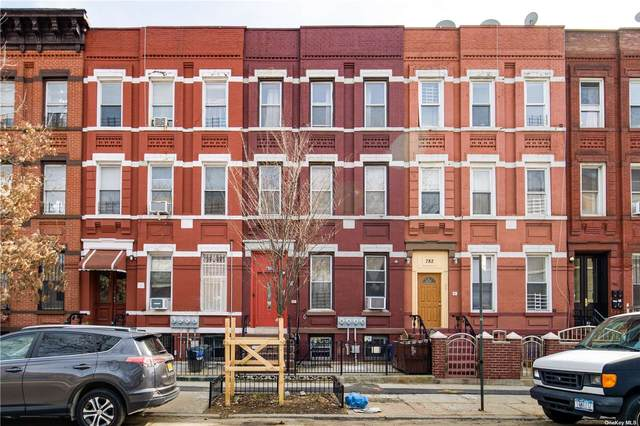 784 Halsey Street, Stuyvesant Hts, NY 11233 (MLS #3306590) :: Frank Schiavone with William Raveis Real Estate