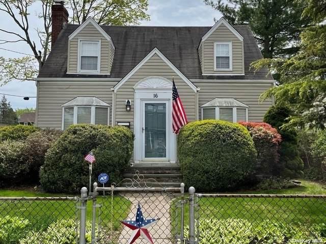 16 Leyden Street, Huntington Sta, NY 11746 (MLS #3308657) :: Signature Premier Properties