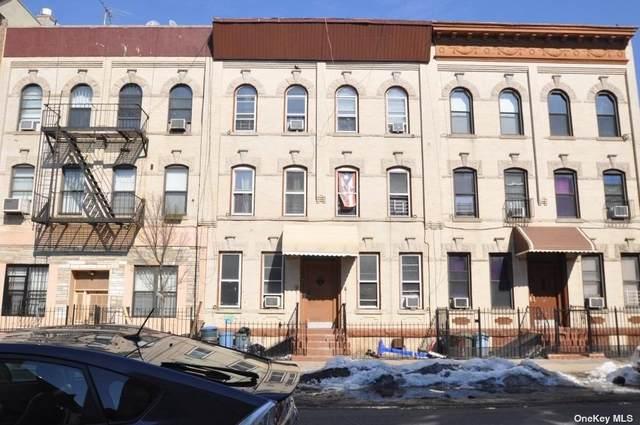 815 Knickerbocker Avenue, Bushwick, NY 11207 (MLS #3308718) :: Frank Schiavone with William Raveis Real Estate