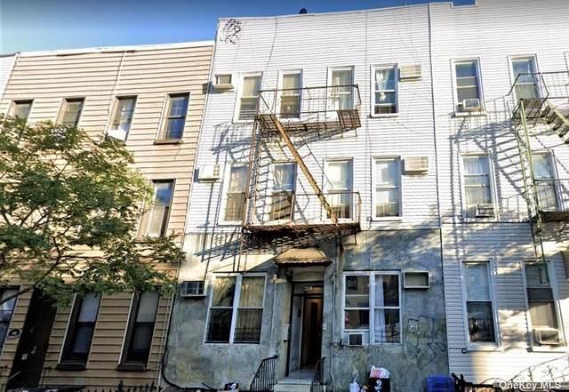 218 Suydam Street, Bushwick, NY 11237 (MLS #3309264) :: Frank Schiavone with William Raveis Real Estate