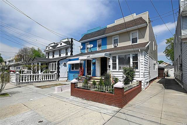 103-27 105th Street, Ozone Park, NY 11417 (MLS #3309750) :: Cronin & Company Real Estate