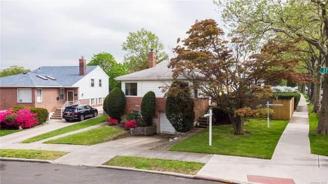 207-04 27th Ave, Bayside, NY 11360 (MLS #3309856) :: Cronin & Company Real Estate