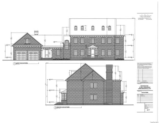 892 Mill River Road, Upper Brookville, NY 11545 (MLS #3309979) :: Cronin & Company Real Estate