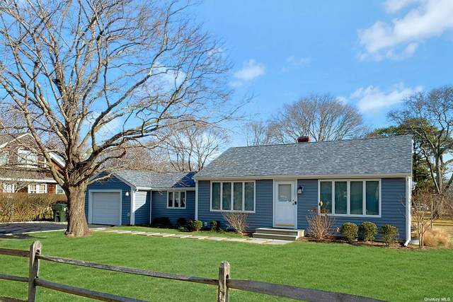 9 Gravel Hill Road, Hampton Bays, NY 11946 (MLS #3310190) :: Signature Premier Properties