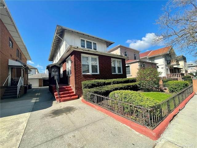 2120 79th Street, Bensonhurst, NY 11214 (MLS #3310192) :: Frank Schiavone with William Raveis Real Estate