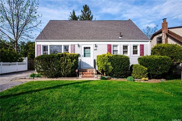 243 Starke Avenue, East Meadow, NY 11554 (MLS #3310276) :: Signature Premier Properties