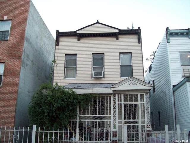 2003 Crotona Avenue, Bronx, NY 10457 (MLS #3310300) :: McAteer & Will Estates | Keller Williams Real Estate