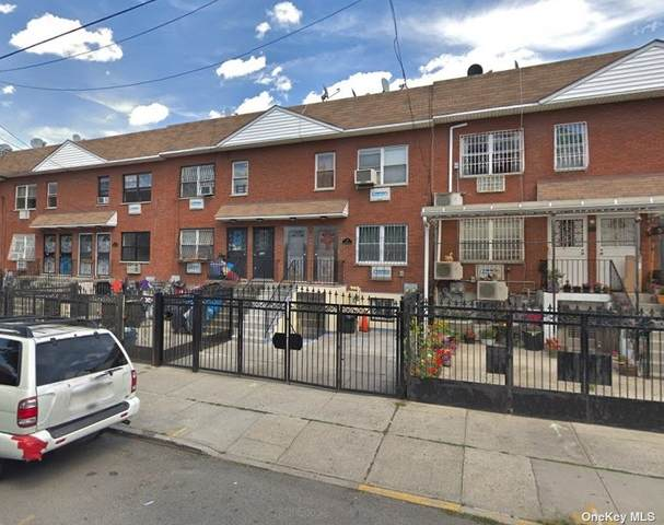 72 Stockholm St, Bushwick, NY 11221 (MLS #3310341) :: Frank Schiavone with William Raveis Real Estate